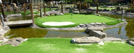 Adventure golf designers and builders